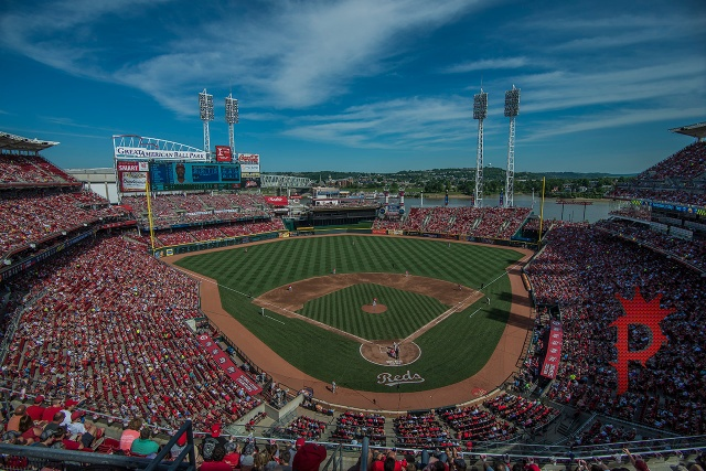 Cincinnati Redlegs Great American Ballpark